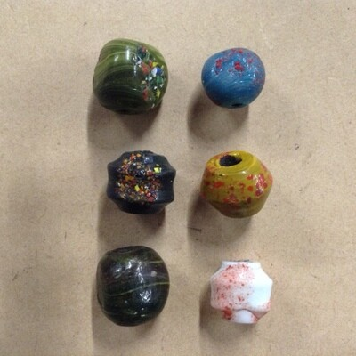 African Beads: Collection 2