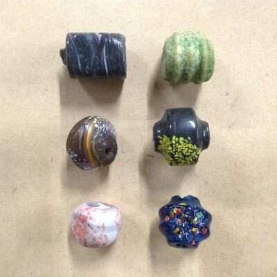 African Beads: Collection 3
