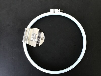 Embroidery Hoop and Frame - 8 in