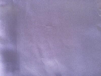 Fabric: Lavender / Satin Like