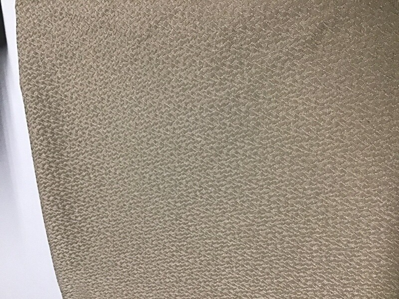 Fabric: Upholstery, in Golden Champagne color