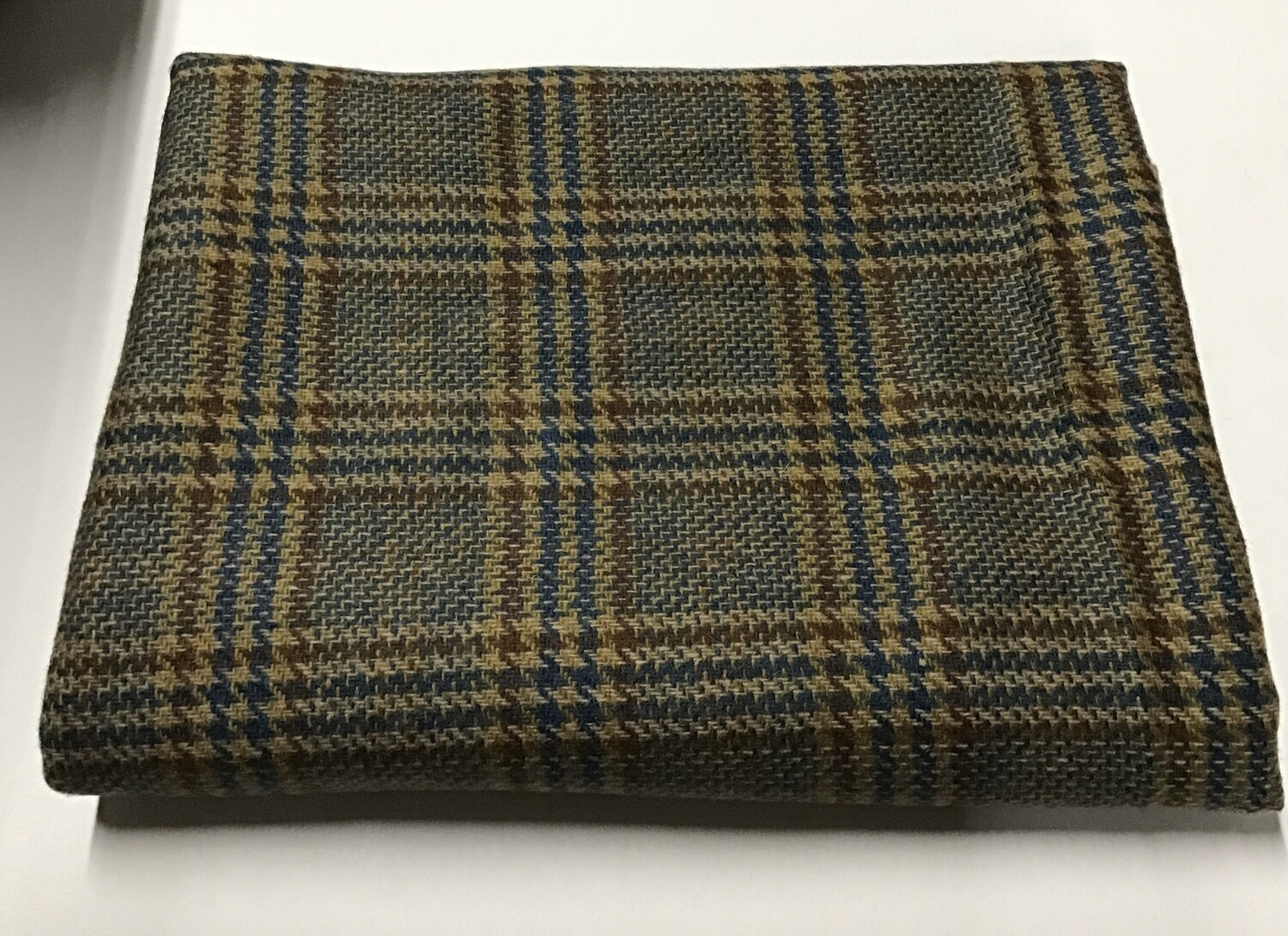 Fabric: Wool, in Countryside Colors