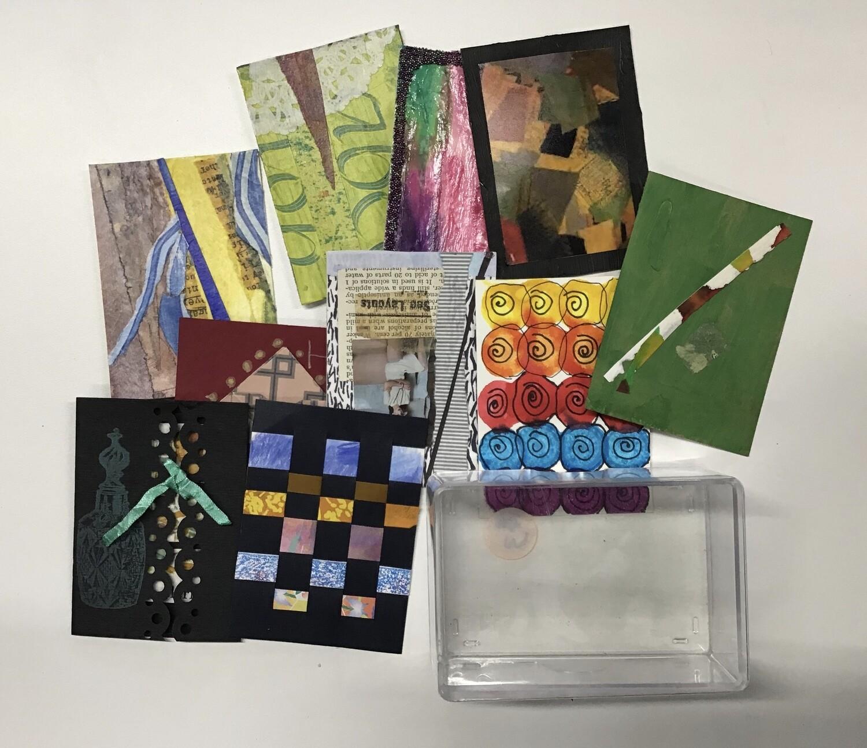 Artist Cards, Random Assortment of 10