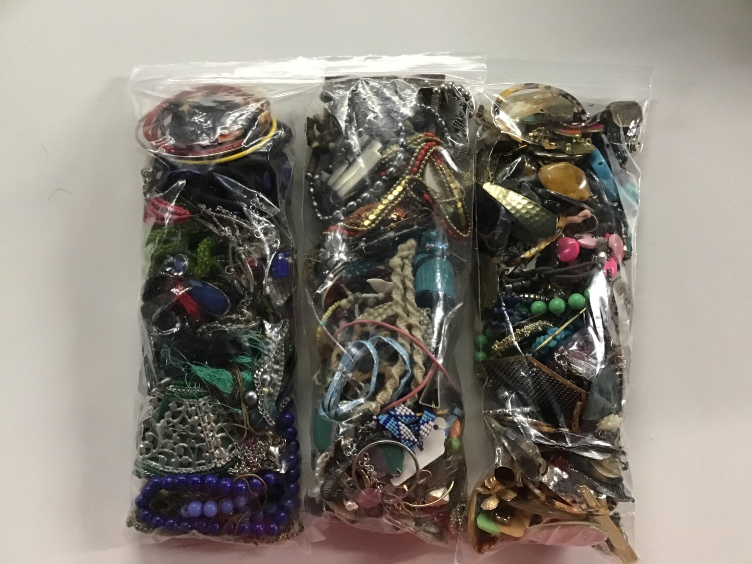 Jewelry: Mixed Bag of Mystery