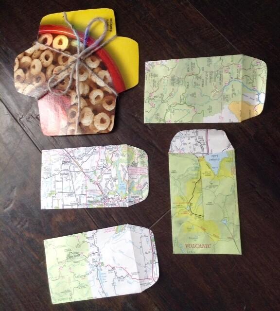 Handmade Seed Packet Kit