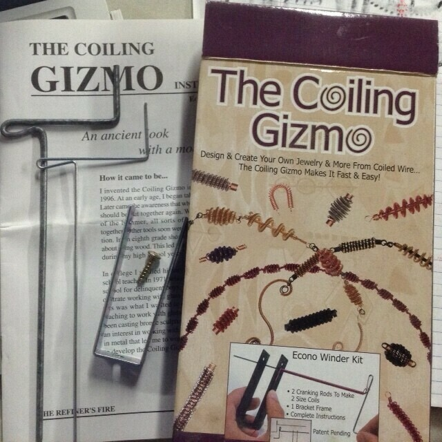 """""""The Coiling Gizmo"""" by Darice"""