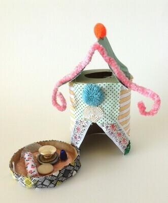 Tiny House / Fairy House Kit