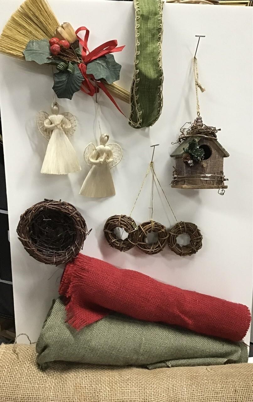Holiday Box: Angels & Nature