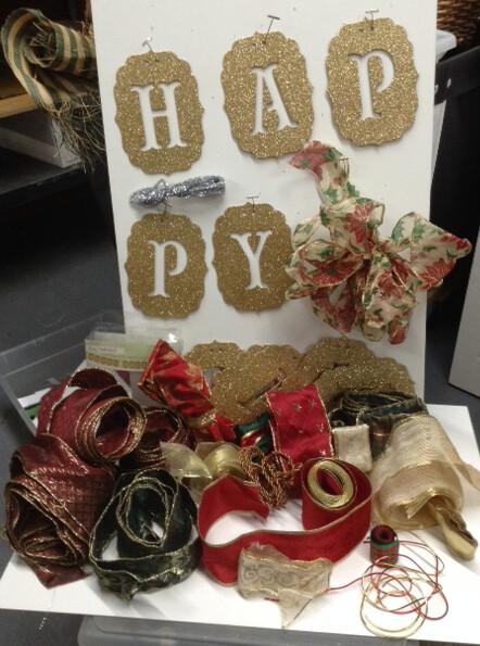 Christmas Box: Happy Holidays