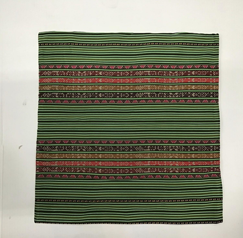 Peruvian Pillow Sham Large - Green