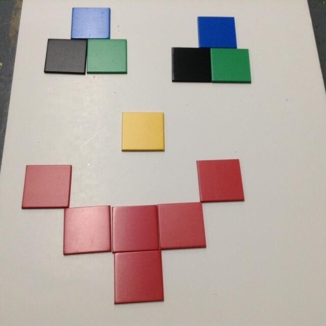 """Magnetic """"Pixels"""" Kit"""