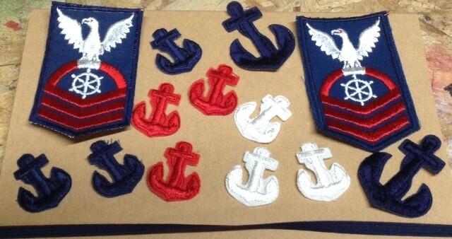 Embellishment Collection / Ahoy Nautical
