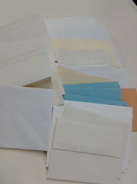 100 Assorted Envelopes