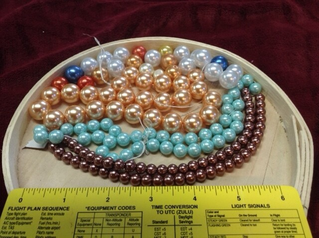 Beads: Faux Pearl Assortment