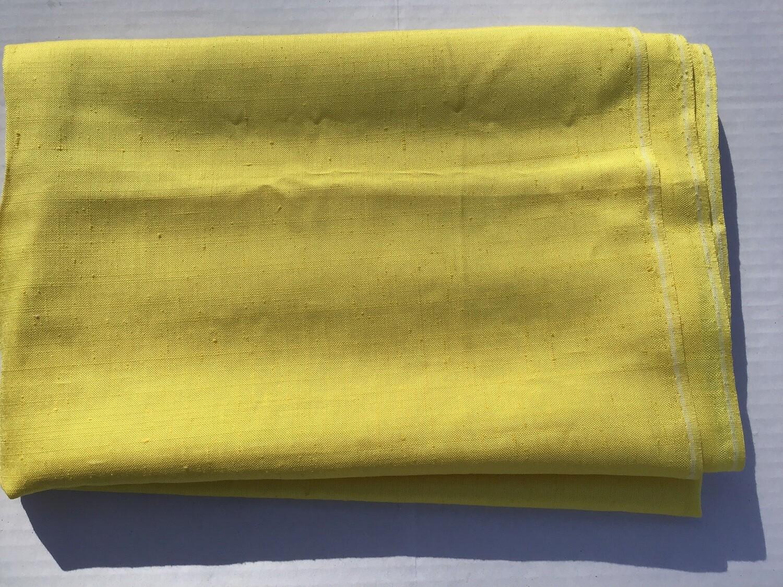 Fabric: Sunshine Yellow