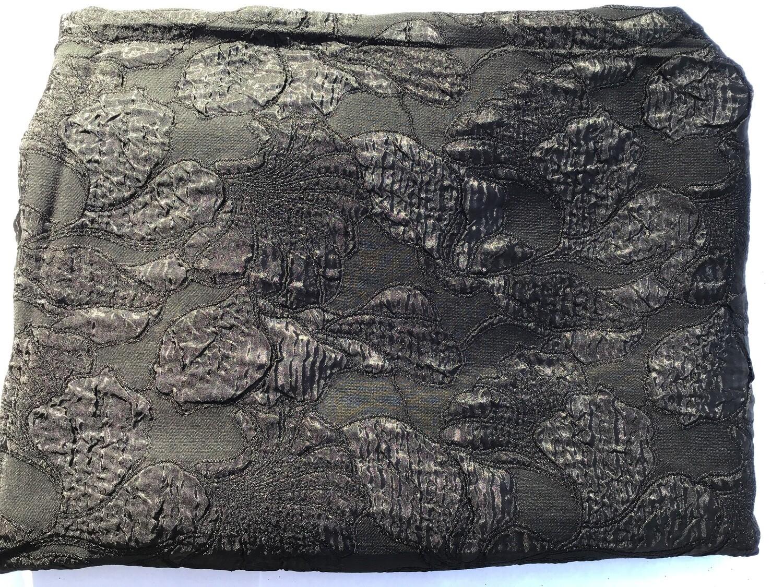 Fabric: Black On Black