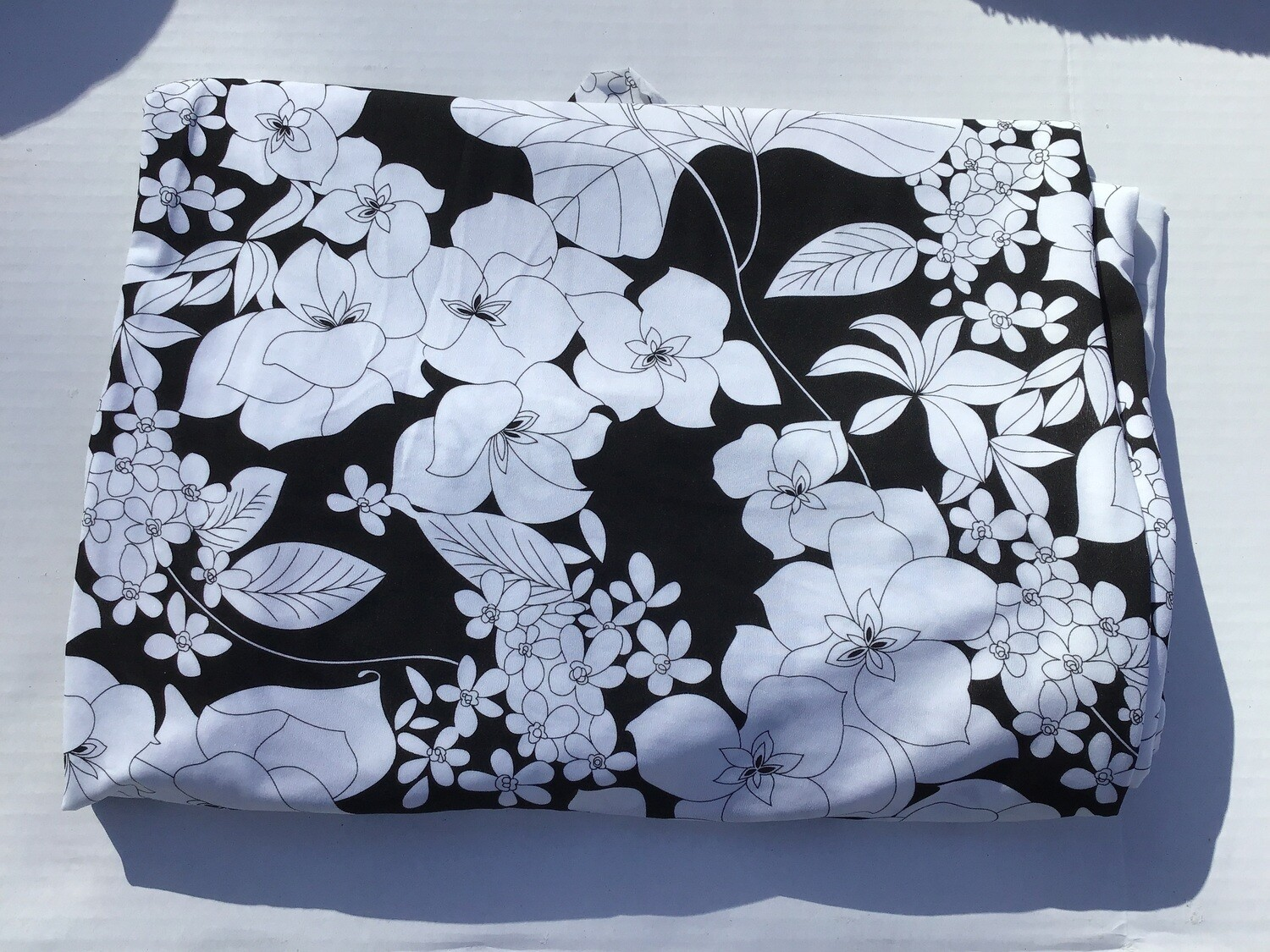 Fabric: Contrast Floral