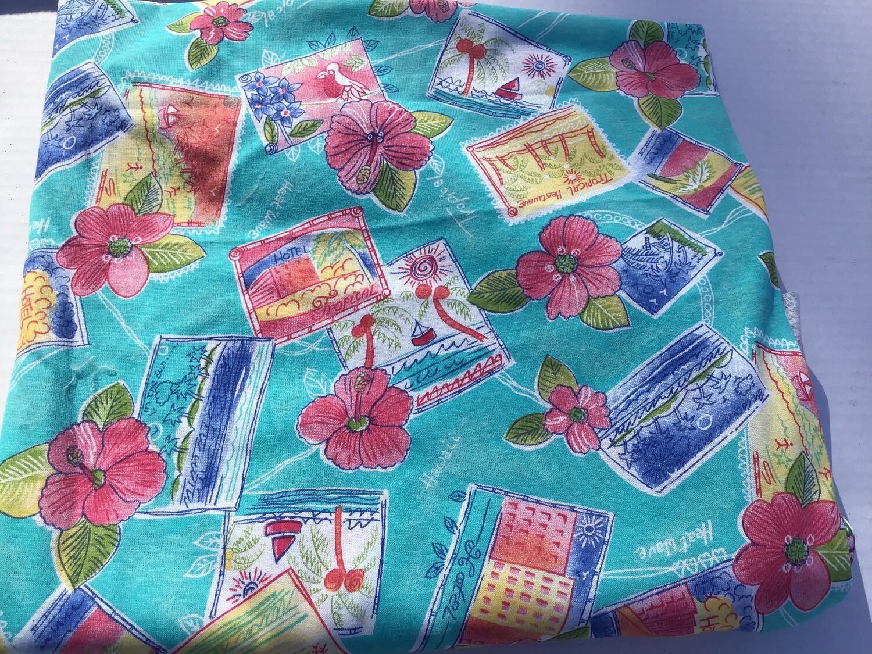 Fabric: Tropical Heatwave