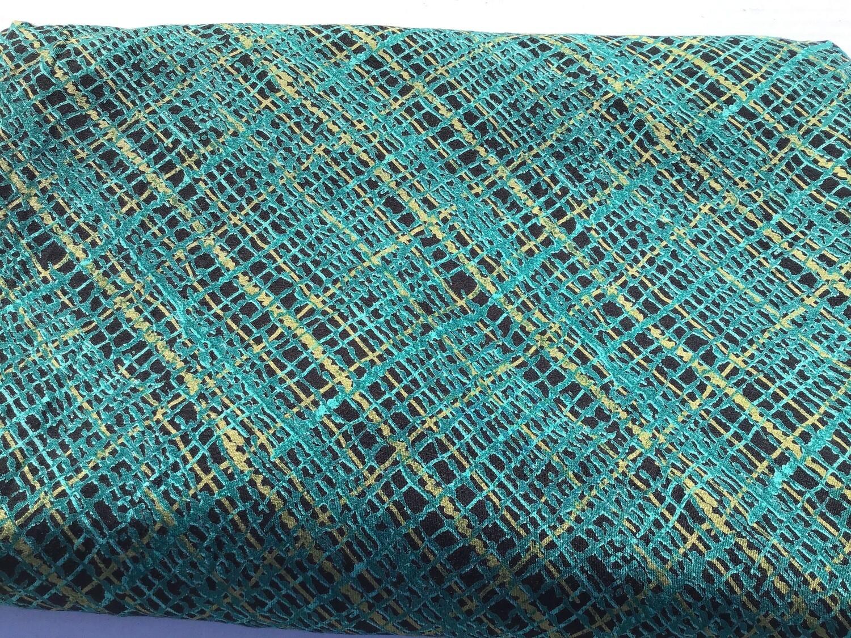 Fabric: Green Machine