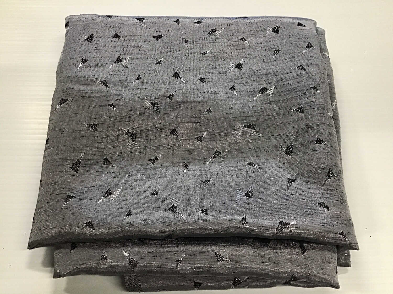 Fabric: Silver