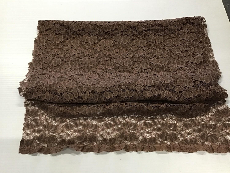 Fabric: Stretch Lace