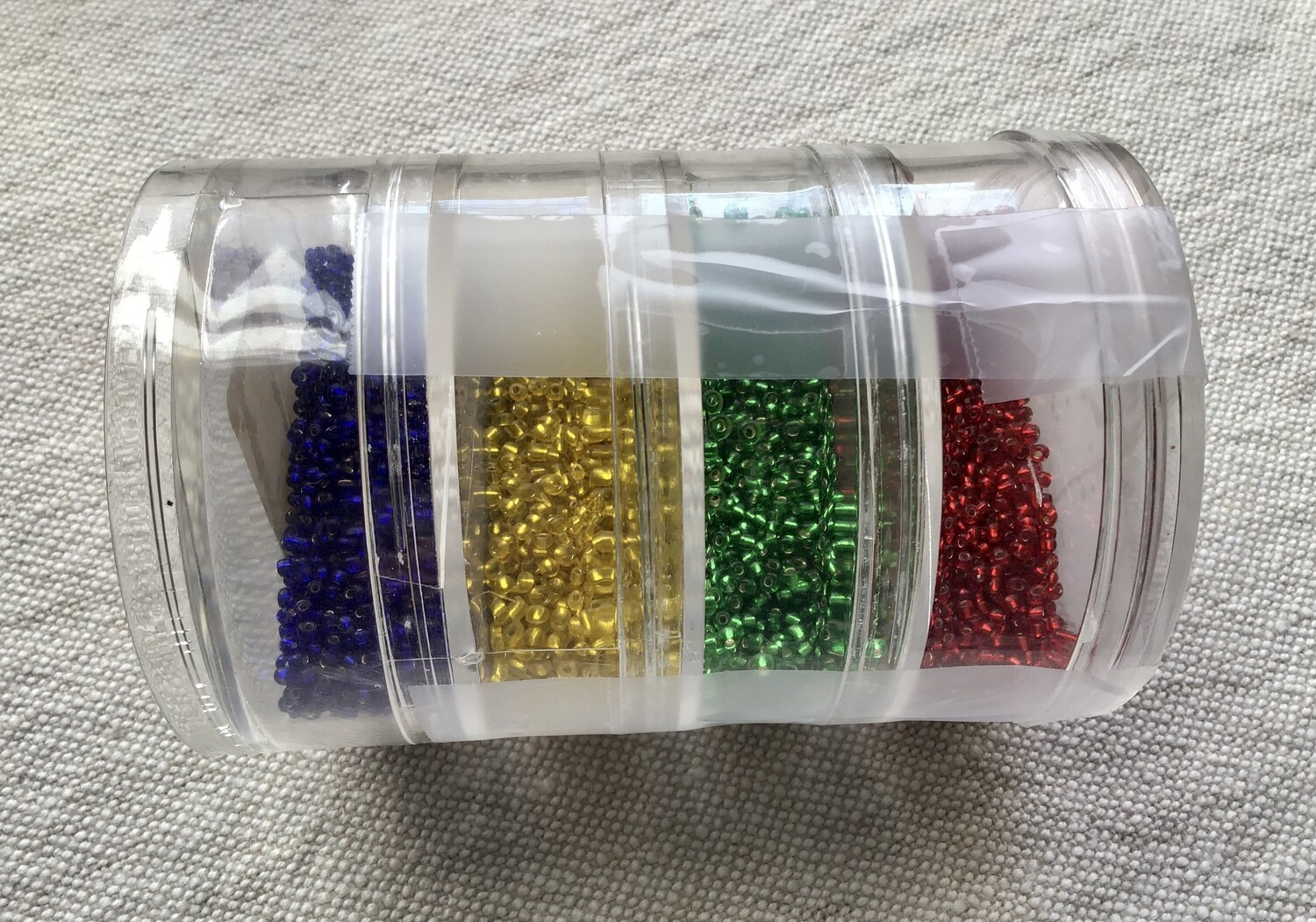 Beads: Assorted Seed Beads #2