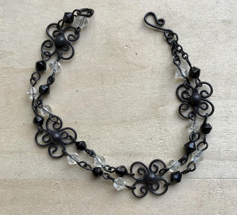 Bracelet: Metal Work