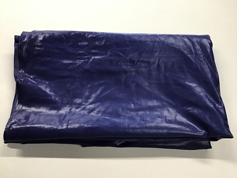 Fabric: Rubbery, Slinky Blue