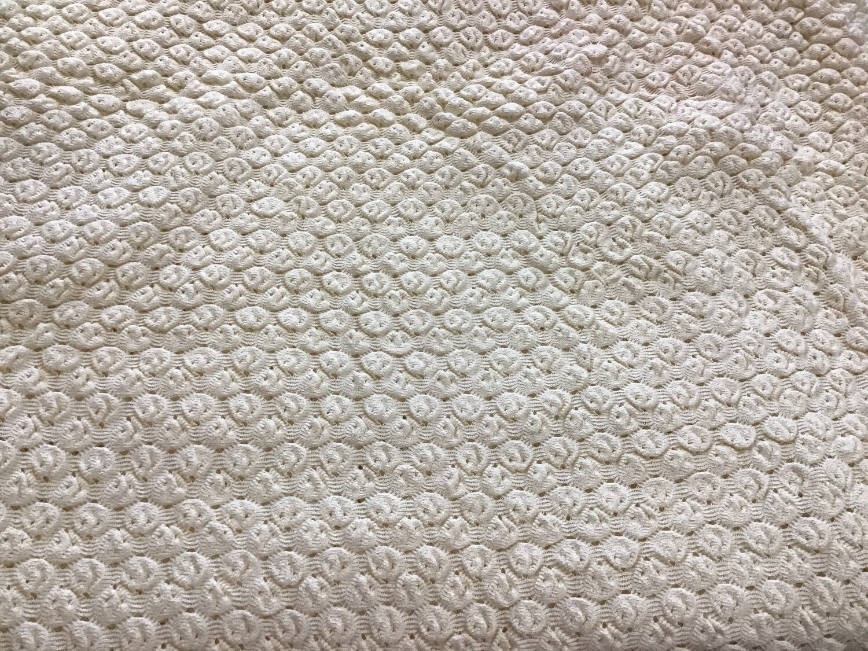 Fabric: Popcorn Texture