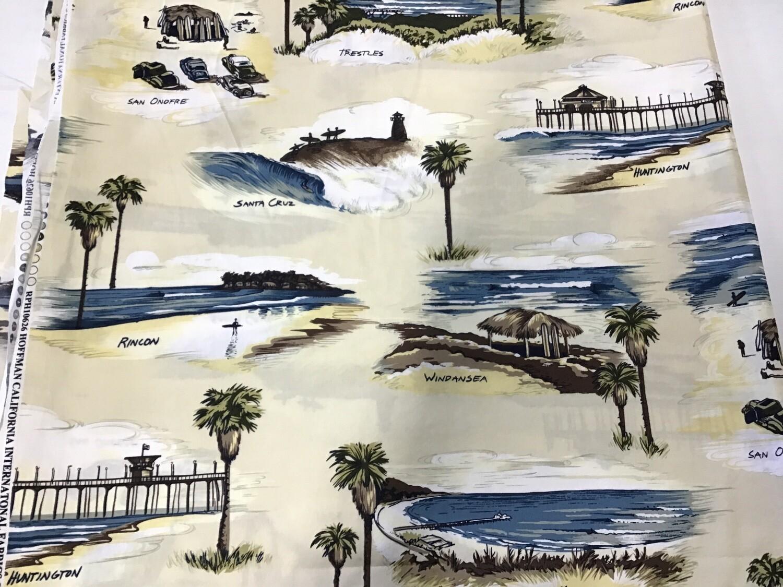 Fabric: Surf Spot