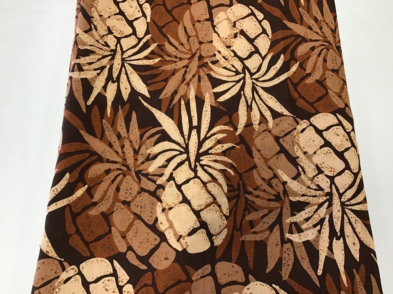 Fabric: Pineapple