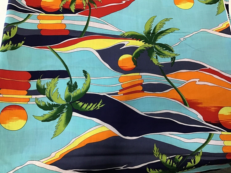 Fabric: Tropical