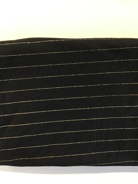 Fabric: Gold Stripes, T-Shirt Feel