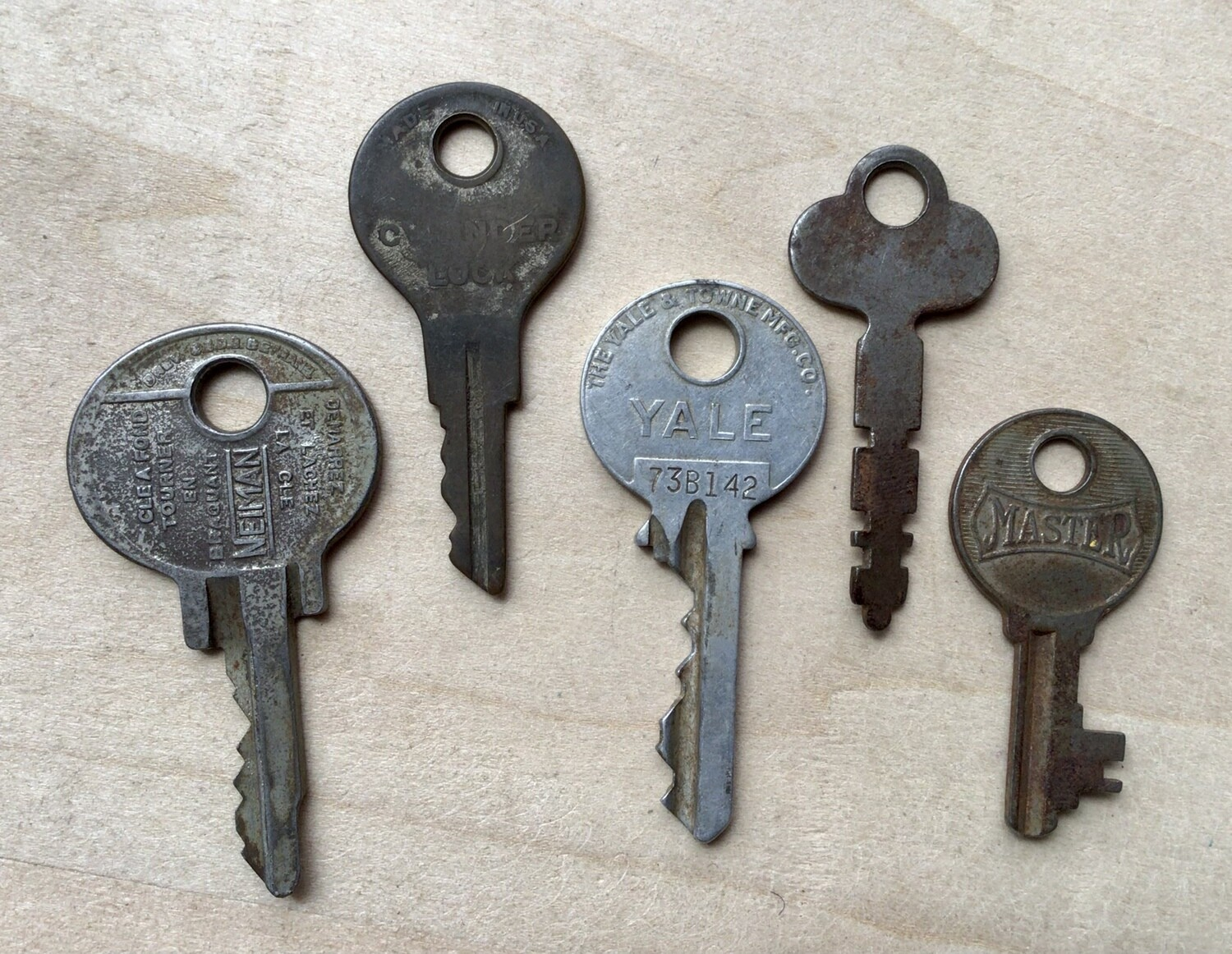 Cool Old Keys #4