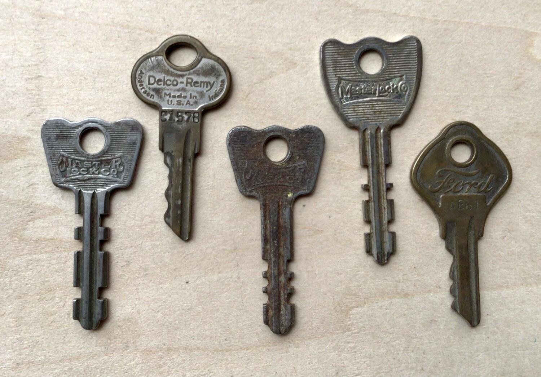 Cool Old Keys #6