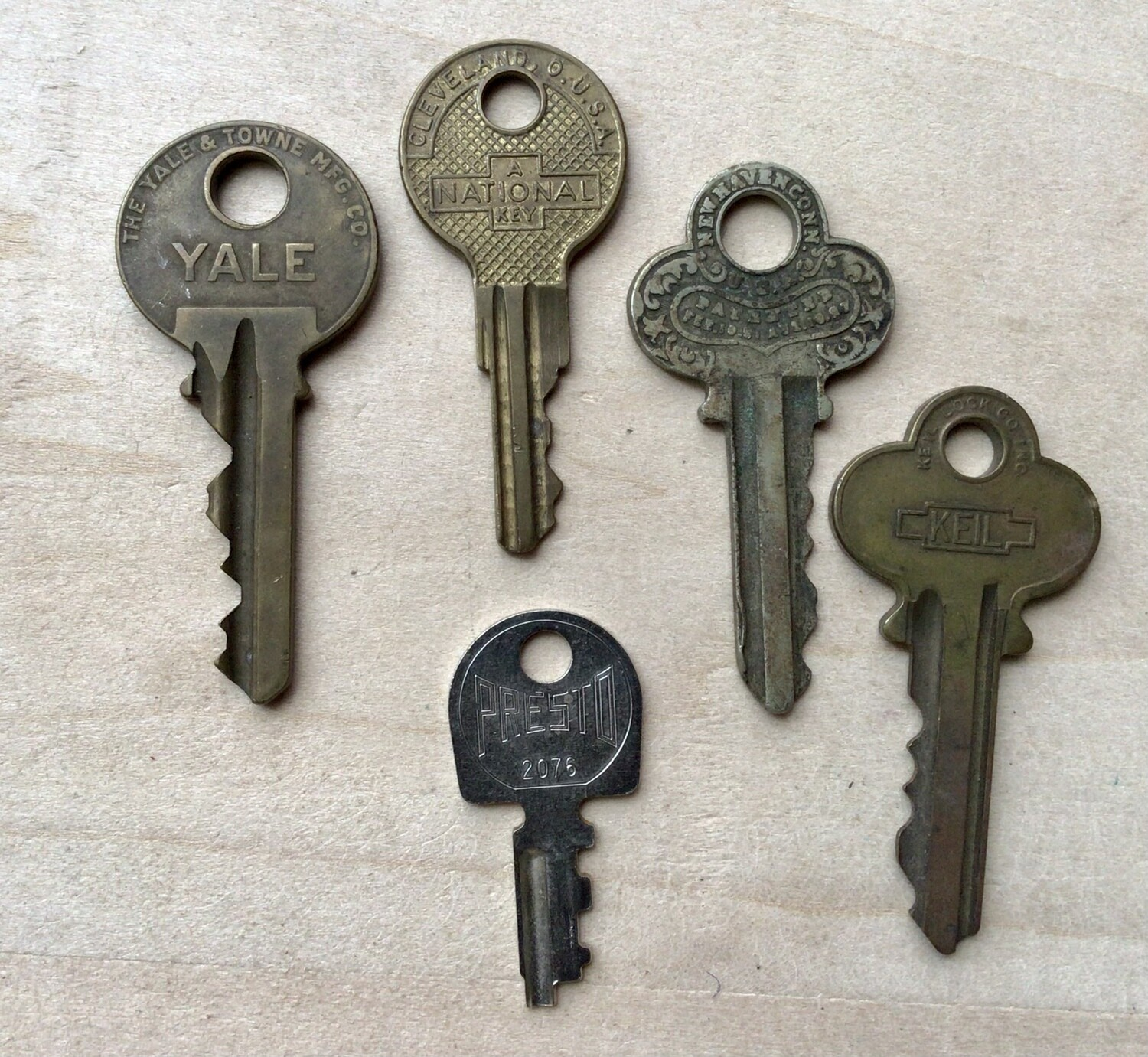 Cool Old Keys #10