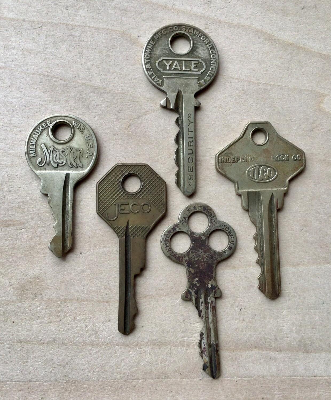 Cool Old Keys #8