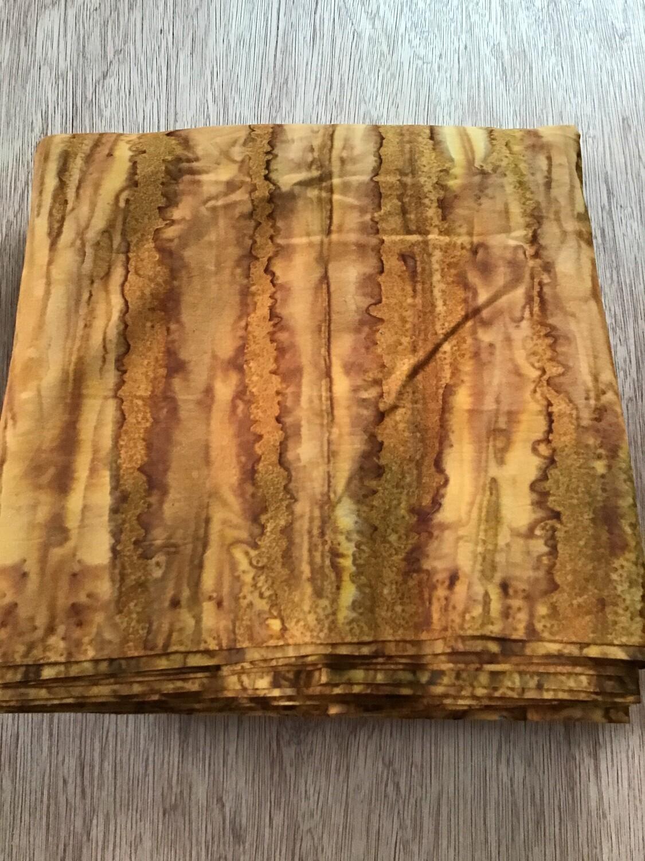 Fabric: Saffron Rust / Large