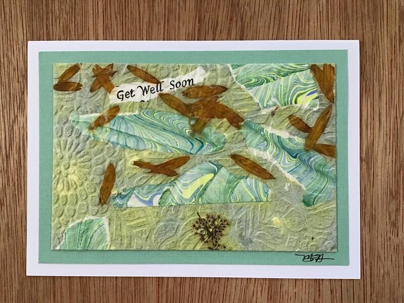 Featured Artist: Maxine Seelenbinder-Apke / Card #1