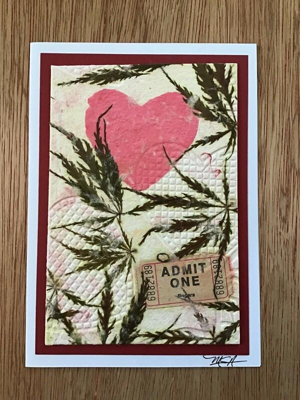 Featured Artist: Maxine Seelenbinder-Apke / Card #6