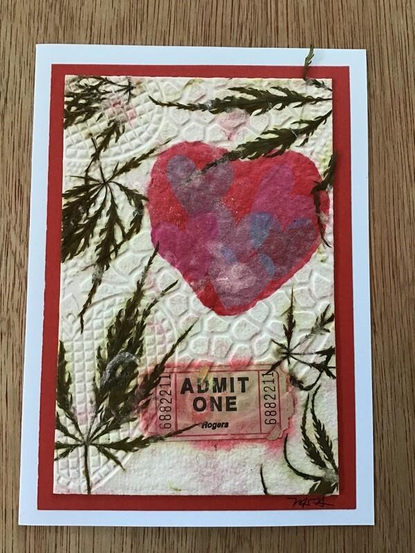 Featured Artist: Maxine Seelenbinder-Apke / Card #5