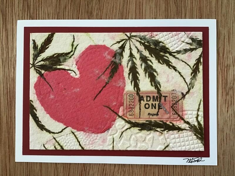 Featured Artist: Maxine Seelenbinder-Apke / Card #3