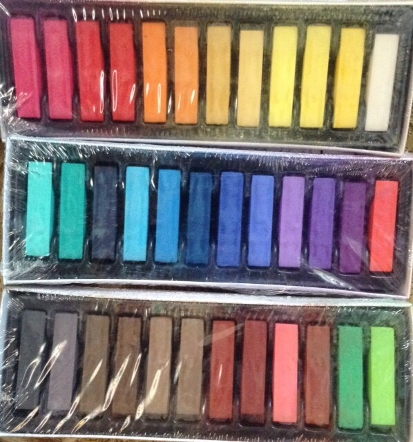 Soft Pastels / 36 Piece Set