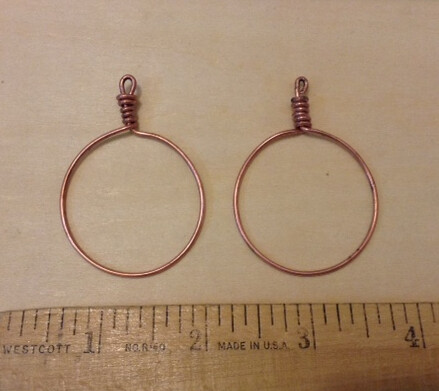 Handmade 1960s Wire Pieces #3