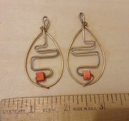 Handmade 1960s Wire Pieces#2