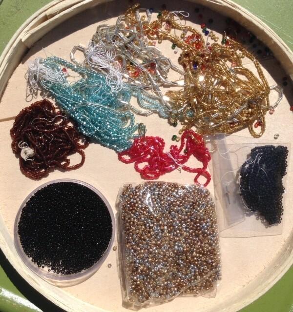 Beads: Seed Bead Assortment #9