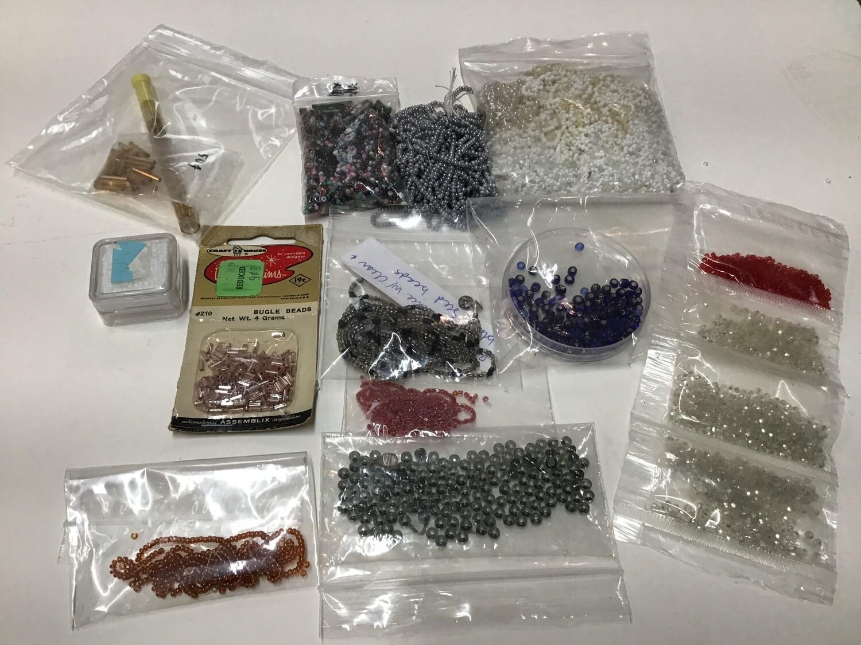 Beads: Seed Bead Assortment #10