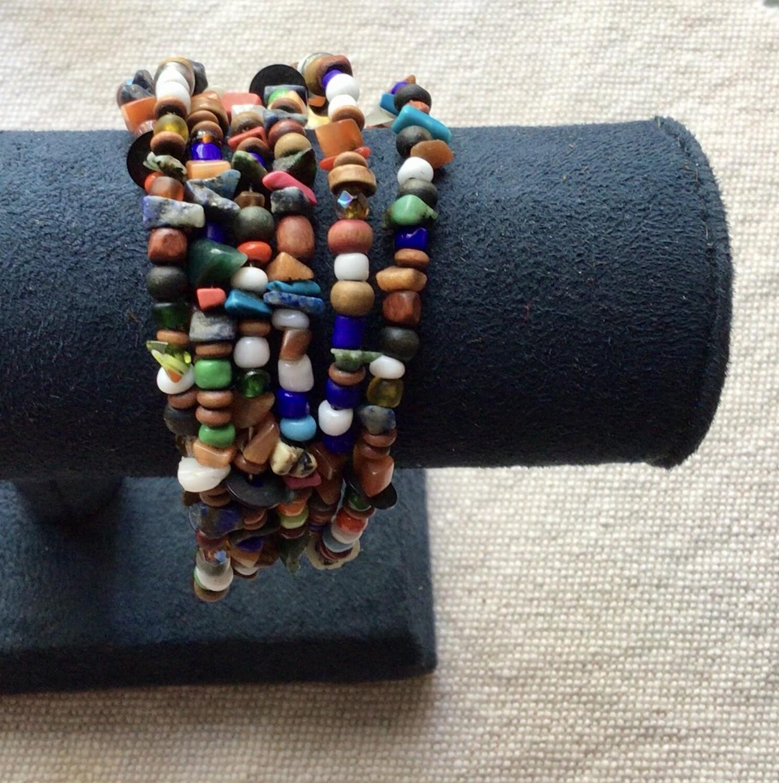 Bracelet: Colorful Wrap