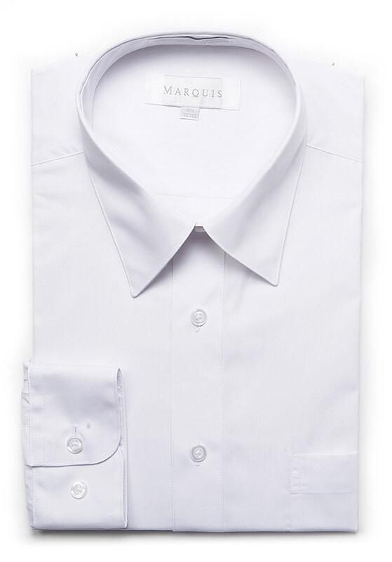 Dress shirt only white/egg shell/light blue/black