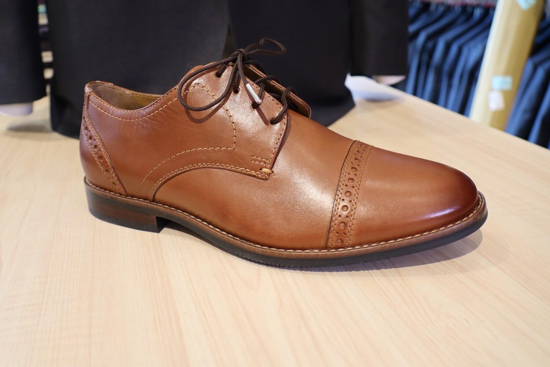 Nunn Bush 5th Ward dress shoe: Captoe